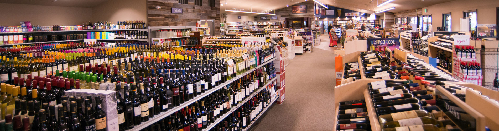 We're always featuring new wines or alcohol products, so be sure to stop back often.